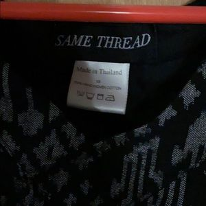 Same Thread Dresses - Handmade dress v neck